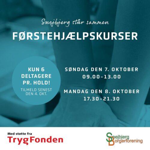 Sammen om sundhed, Snejbjerg Borgerforening